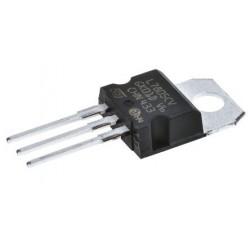 Regulador voltaje L7805CV
