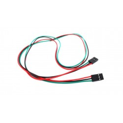 Cable 70cm 3 pins
