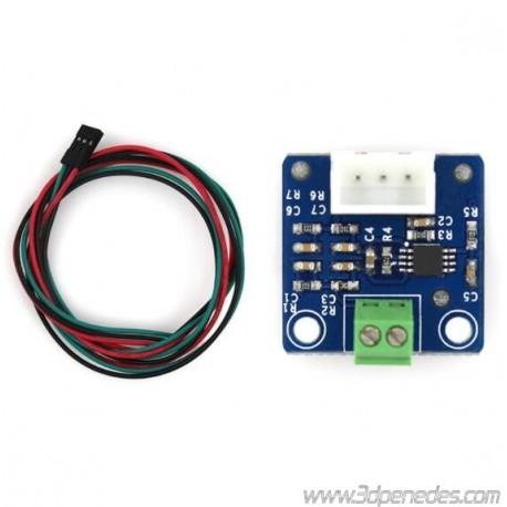 Amplificador para PT100