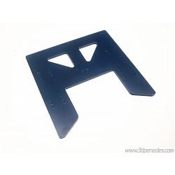 Bandeja (H) Anet A8 de aluminio