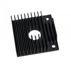 Radiador Disipador 40x40 Negro