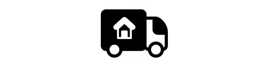 Transporte productos