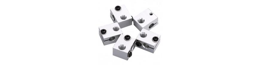 Bloque aluminio